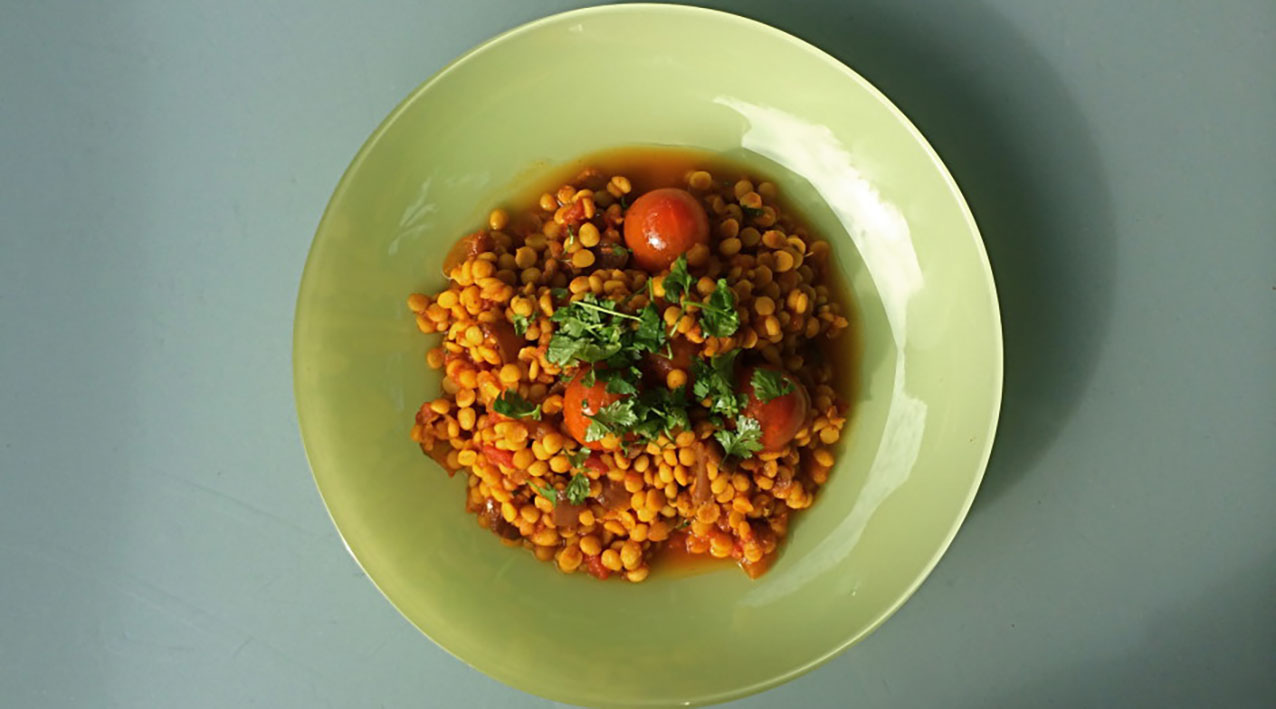 Chana Dal Curry