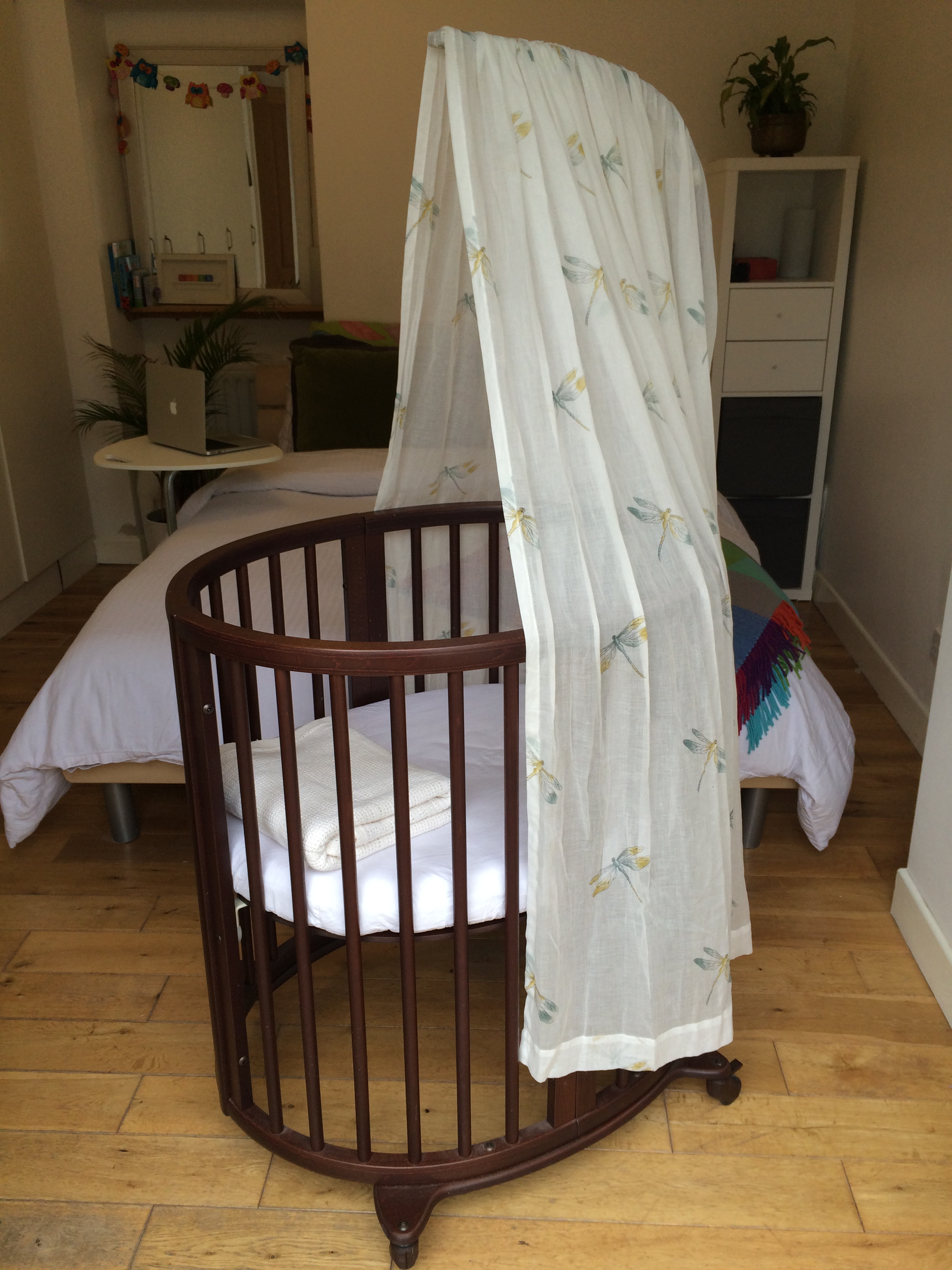 DIY Canopy for Stokke® Sleepi™